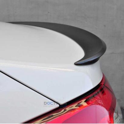 Лип-спойлер на крышку багажника на Kia Cerato 3