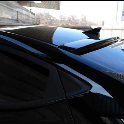 Спойлер на заднее стекло на Hyundai Elantra 5 (Avante MD)