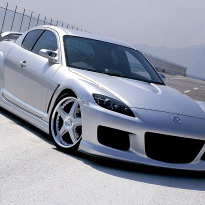 Обвес - комплект на Mazda RX-8