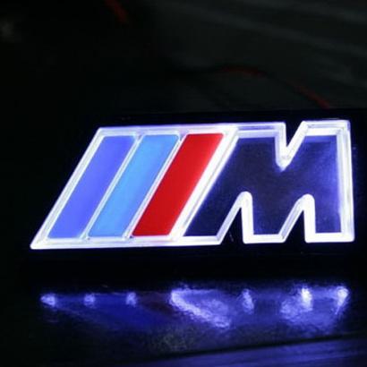 Шильдик эмблема M-Power на BMW