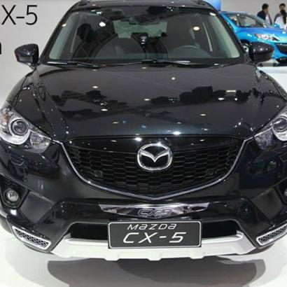 Обвес - комплект на Mazda CX-5 1 поколение