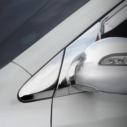 Накладки на зеркала на Hyundai ix35
