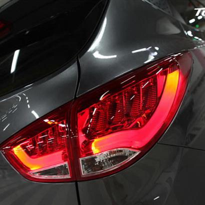 Задние тюнинг-фонари на Hyundai ix35