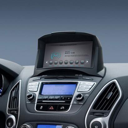 Подставка под монитор или навигатор на Hyundai ix35