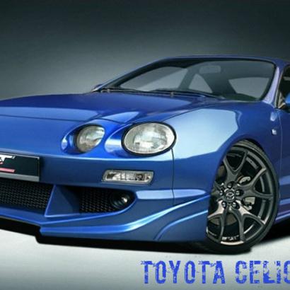 Обвес - комплект на Toyota Celica T20