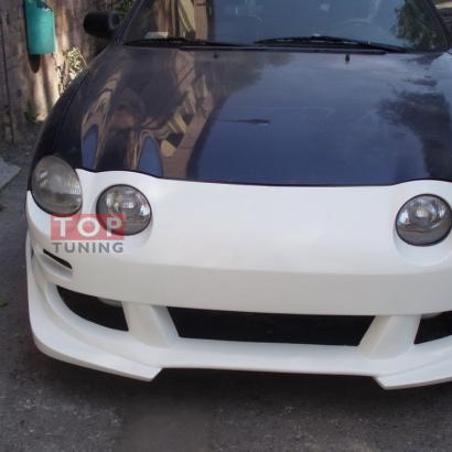 Передний бампер на Toyota Celica T20