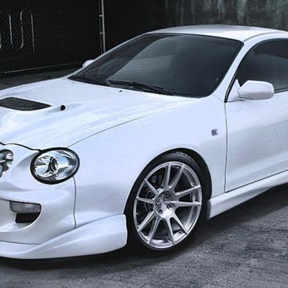 Обвес - комплект на Toyota Celica ST205