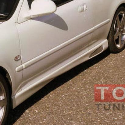 Пороги - тюнинг на Toyota Celica ST205