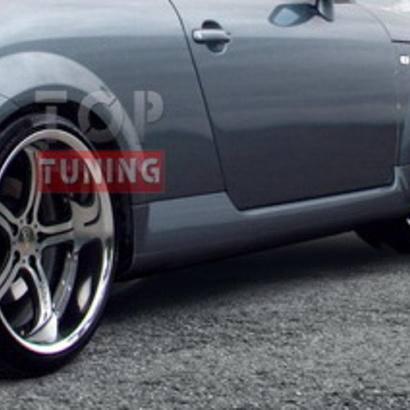 Пороги - Тюнинг на Audi TT 8N