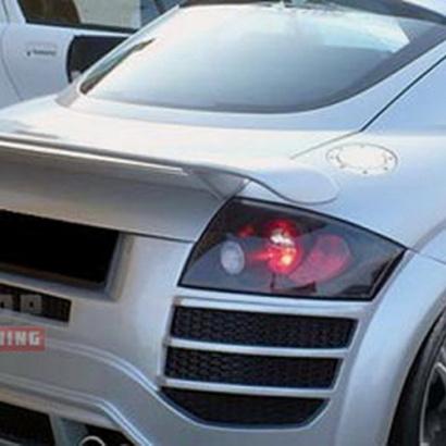 Спойлер - Тюнинг на Audi TT 8N