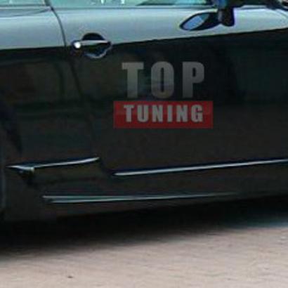 Пороги - Тюнинг Creator Stinger на Audi TT 8N