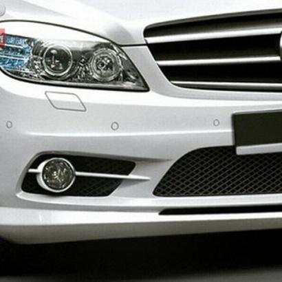 Противотуманные фары  на Mercedes C-Class W204