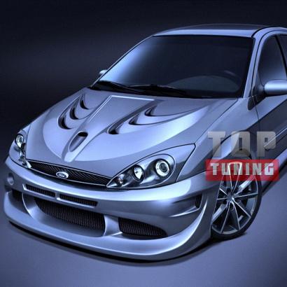 Обвес - Тюнинг на Ford Focus 1
