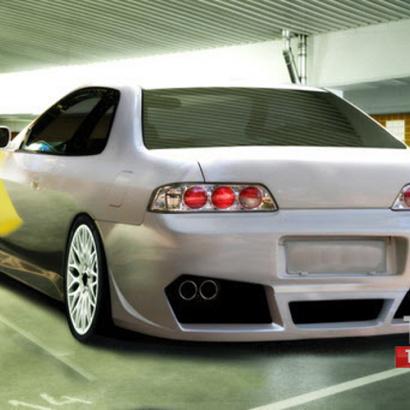 Задний бампер на Honda Prelude 5