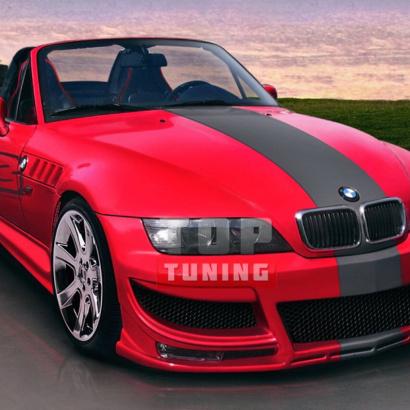 Пороги - тюнинг на BMW Z3 1