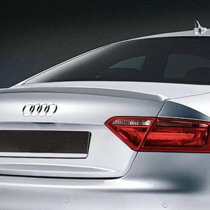 Спойлер крышки багажника на Audi A5