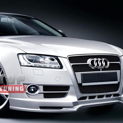 Передний бампер - обвес на Audi A5
