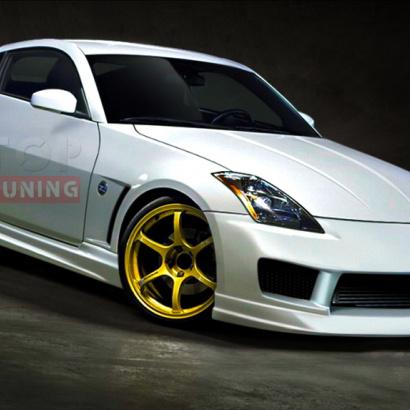 Обвес - Комплект на Nissan 350Z