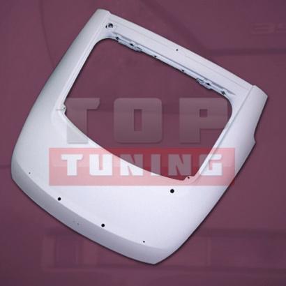 Крышка багажника - Тюнинг на Nissan 350Z