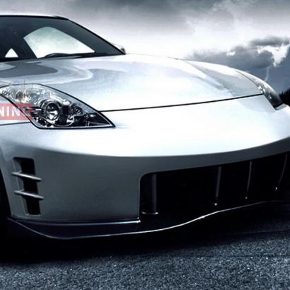 Передний бампер - Обвес на Nissan 350Z