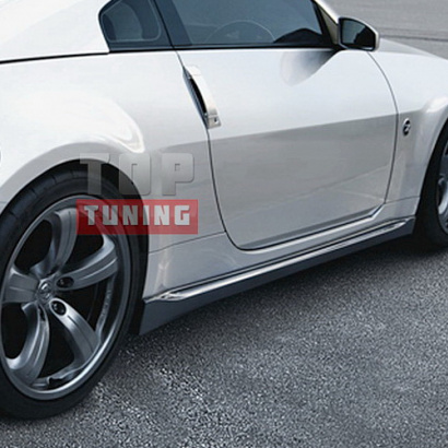 Накладки на пороги - Обвес Auto-R Origin на Nissan 350Z