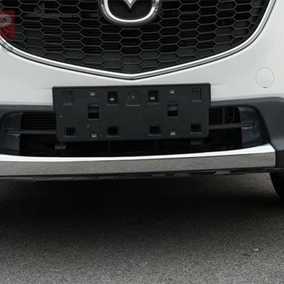 Накладка на передний бампер Epic на Mazda CX-5 1 поколение