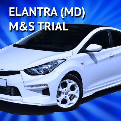 Тюнинг - Обвес на Hyundai Elantra 5 (Avante MD)