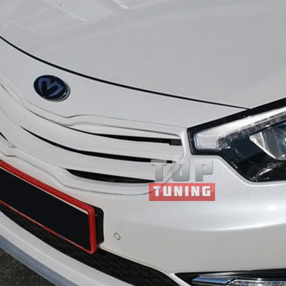 Тюнинг - Решетка  на Kia Cerato 3