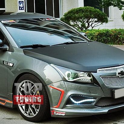 Тюнинг - Обвес  Sport на Chevrolet Cruze 2