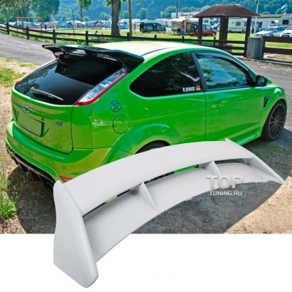 Спойлер RS Sport на Ford Focus 2
