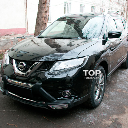 Тюнинг - Обвес на Nissan X-Trail T32
