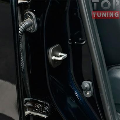 Заглушки на скобу двери на Nissan X-Trail T32