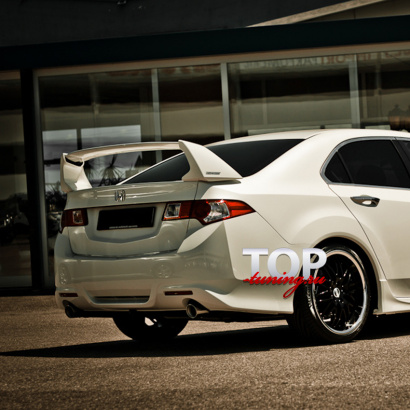 Тюнинг - Спойлер Mugen на Honda Accord 8
