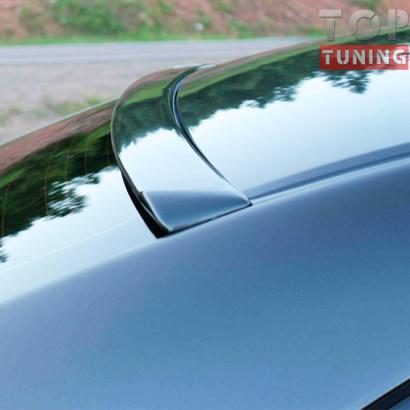 Спойлер - Козырек на заднее стекло Lite на Honda Accord 8