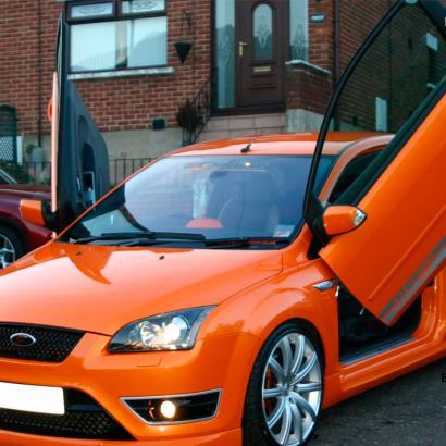 Ламбо петли комплект ULD Bolt ON на Ford Focus 2