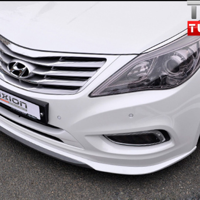 Тюнинг - Юбка переднего бампера IXION на Hyundai Grandeur 5