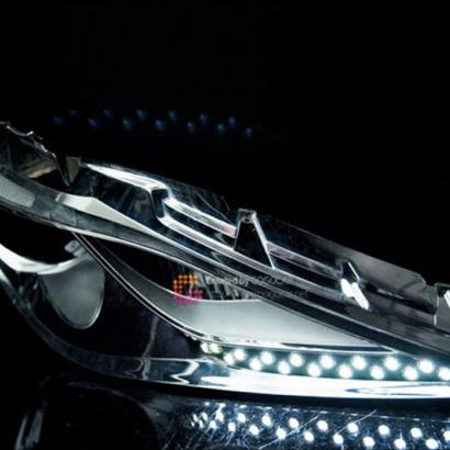 Светодиодные модули в фары на Hyundai Grandeur 5