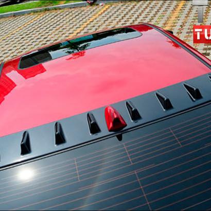 Диффузор на крышу на Hyundai Elantra 5 (Avante MD)