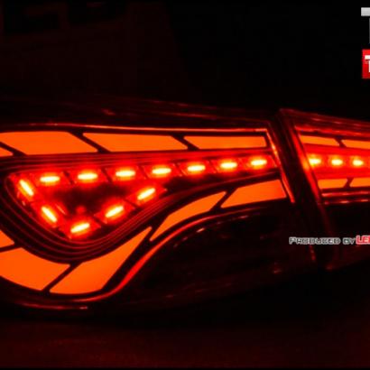 Светодиодные модули в задние фонари на Hyundai Elantra 5 (Avante MD)