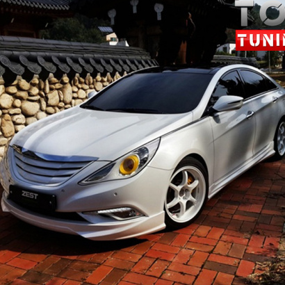 Тюнинг - Обвес на Hyundai Sonata 6 (YF)