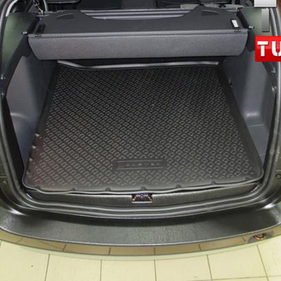 Тюнинг - Накладка на задний бампер на Renault Duster 1