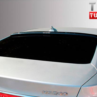 Тюнинг - Козырек на заднее стекло на Hyundai Grandeur 5