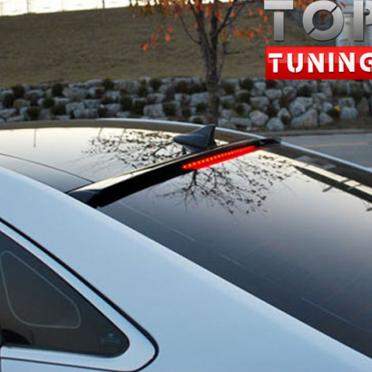 Тюнинг - Спойлер с стоп сигналом на заднее стекло  на Hyundai Grandeur 5