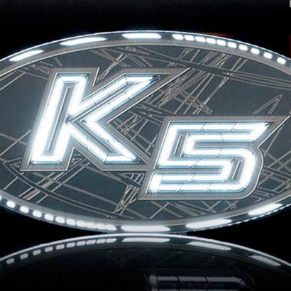 Эмблемы Pegasus на Kia Optima 3 (K5)