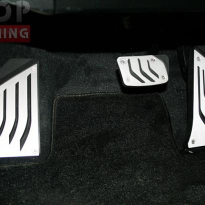 Накладки на педали на Hyundai Grandeur 5