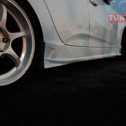 Тюнинг - Пороги на Hyundai Veloster