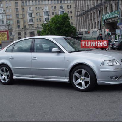 Тюнинг - Обвес на VW Passat B5 3B