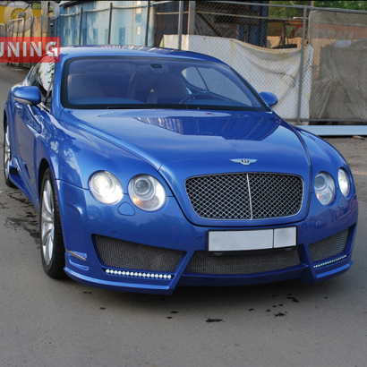 Тюнинг - Обвес на Bentley Continental GT 1