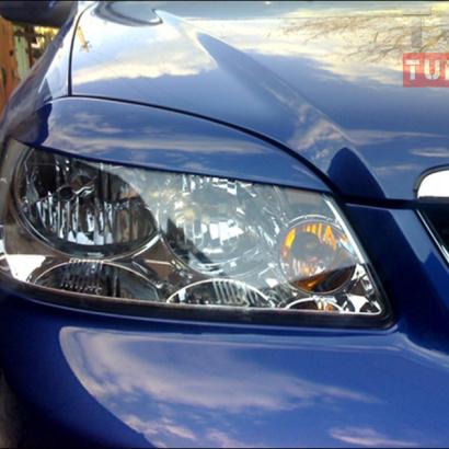 Тюнинг - Реснички на Chevrolet Lacetti