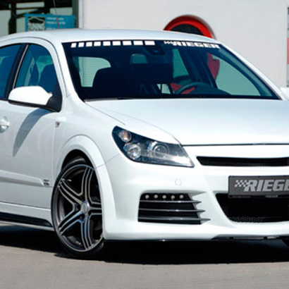 Тюнинг - Обвес на Opel Astra H 5D